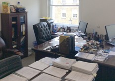 Our Office in London